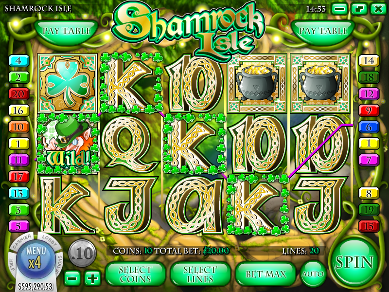 Super slots free spins